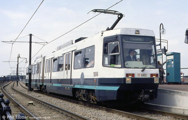 1004 at G-Mex on 2nd May 1994.