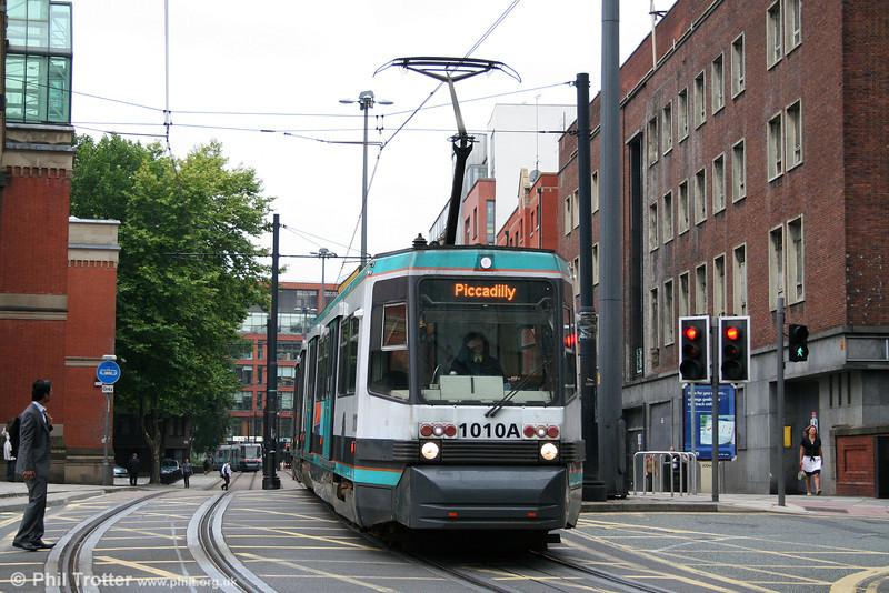 1010 at Aytoun Street on 3rd August 2011.