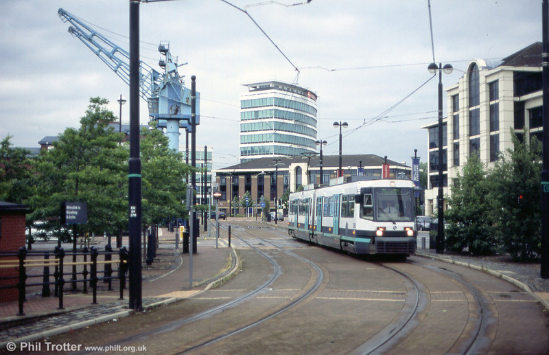 2002 at Salford Quays on 26th June 2004.