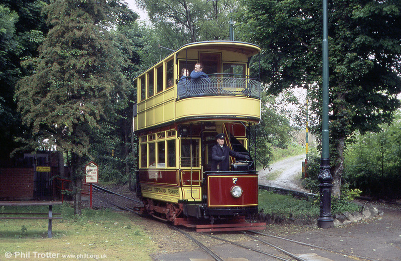 Then, recently restored after serving as a cottage (!) Chesterfield 7 is seen at Wakebridge on 20th June 2004.