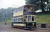 Sheffield 264 on 24th May 1992. The tramway at Beamish is far from being just an exhibit as the size of the site means that it provides an internal public transport role.