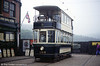 Beamish ex-Sheffield car 264 at the town terminus on 24th May 1992.