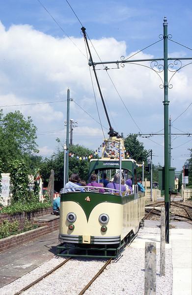 Boat car 4 at Colyford on 30th May 1994.