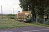 Car 6 approaches Seaton car park on 30th June 1990.