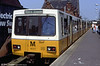 4057 waits at South Shields on 25th May 1992.