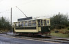 Dudley & Stourbridge 5 at the outer terminus on 10th September 1989.