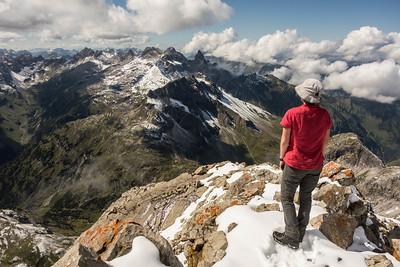 Allgaeu Alps, 07-11 September 2015