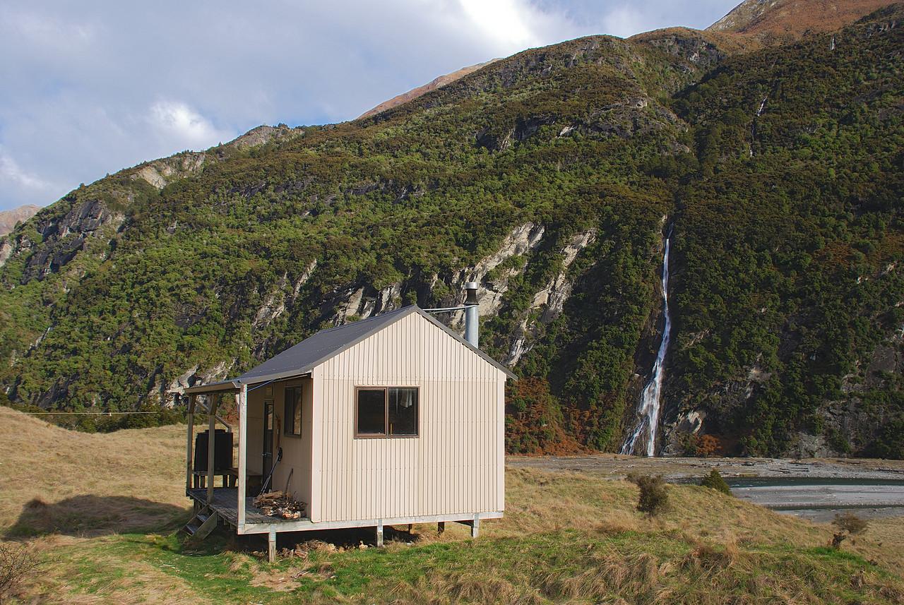 Albert Burn Hut