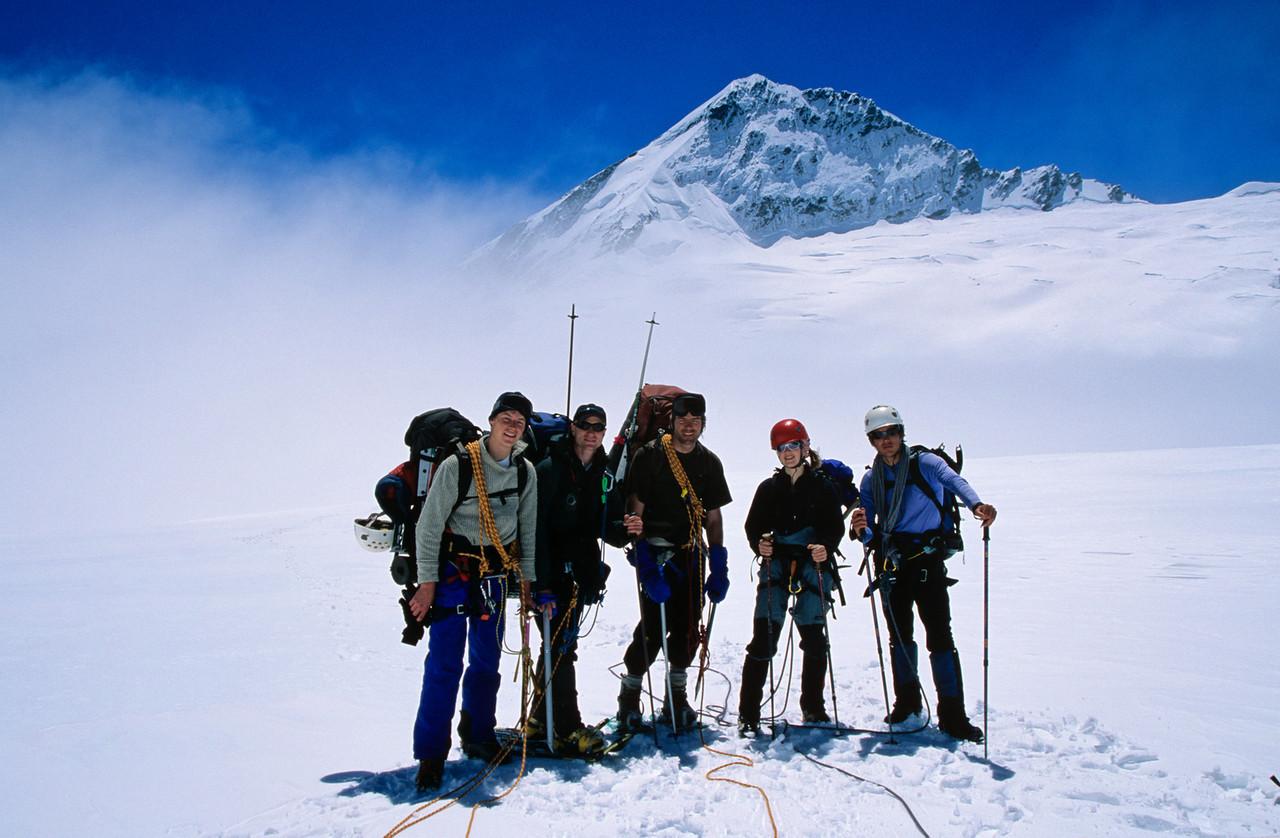 On the Bonar Glacier