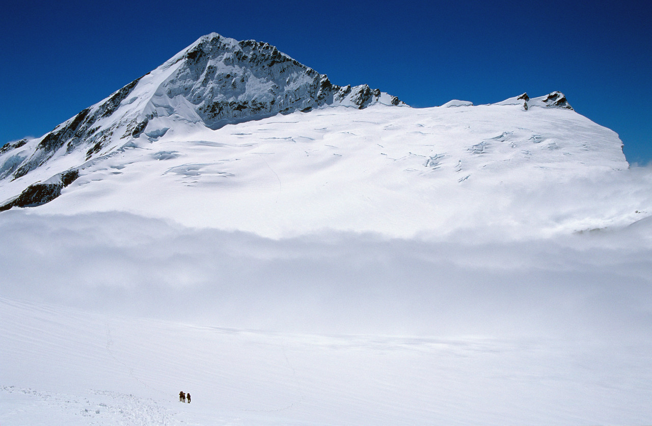 The South Face of Mount Aspiring