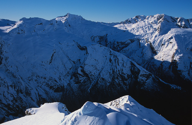 Mount Avalanche and Rob Roy Peak