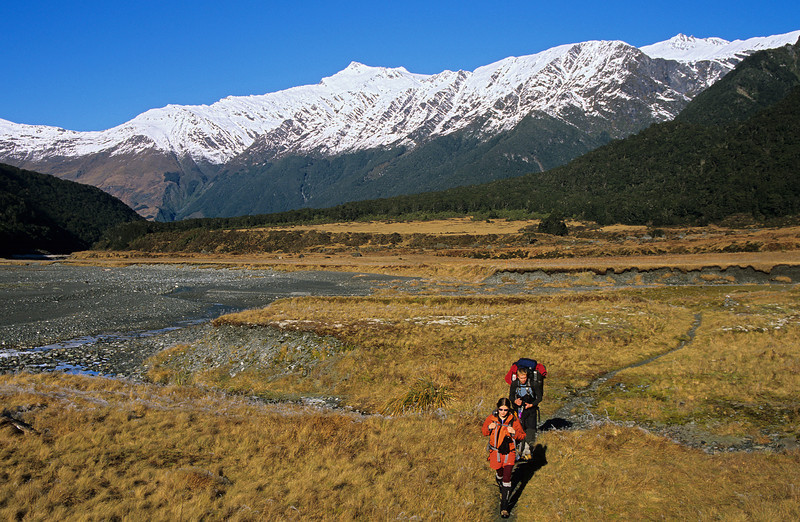 Shovel Flat, Matukituki Valley