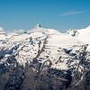 Mount Aspiring / Tititea and Mount Lydia from Watkins