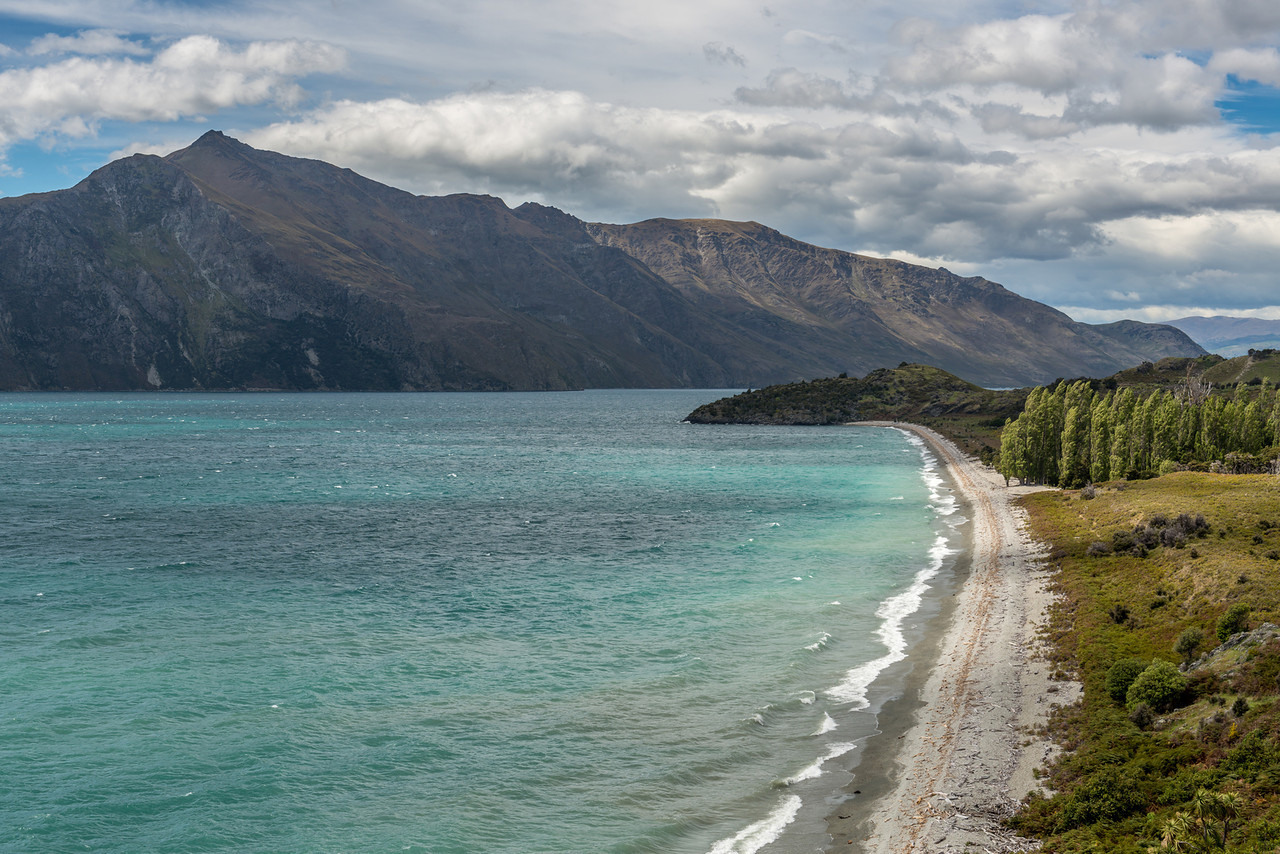 Colquhouns Beach, Lake Wanaka