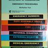 McKellar Hut emergency procedures