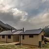 Brand new Mid Caples Hut