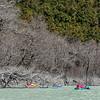 Pack rafting on Dart Lake.