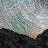 Star Trails over Emily Peak