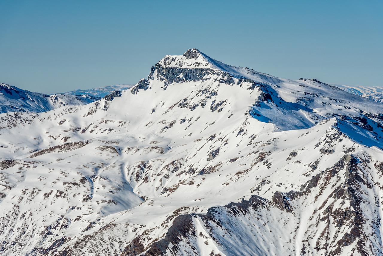 Black Peak from Fog Peak