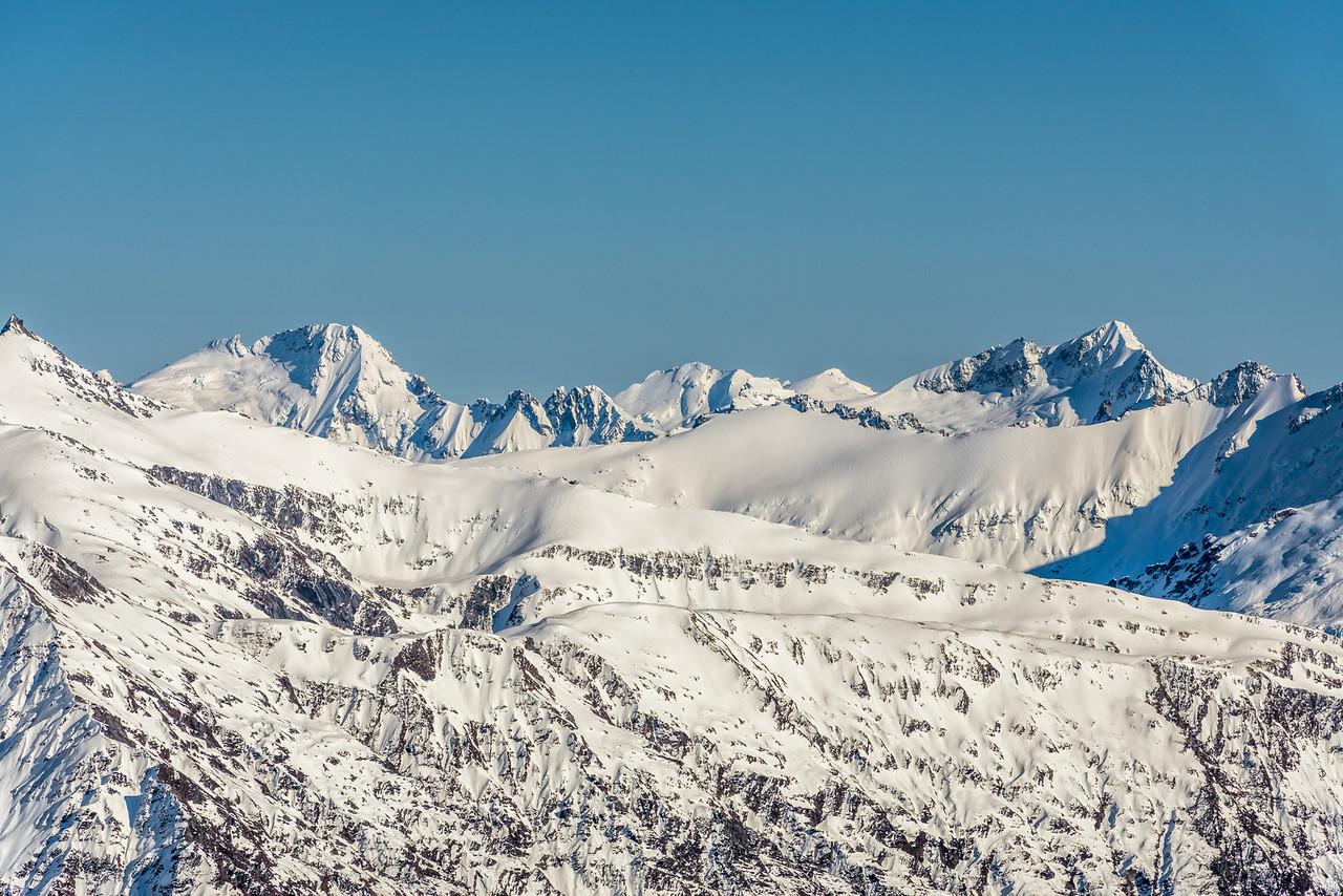 Mount Ian and Mount Lydia