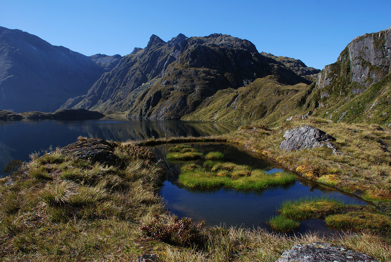 Lake Harris and Harris Saddle