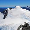 Niobe Peak from the low peak of Poseidon