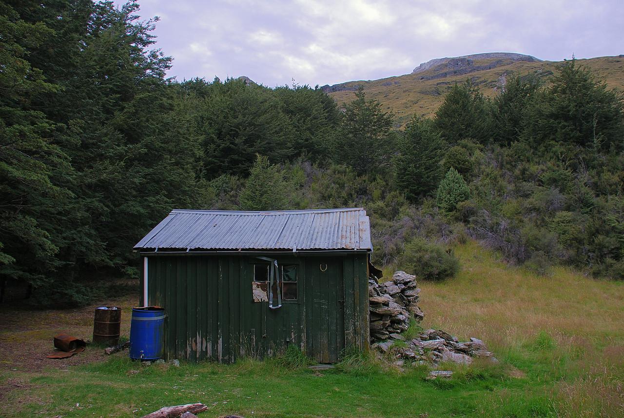 Twenty Five Mile Hut