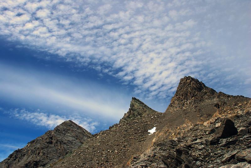 Centaur Peaks
