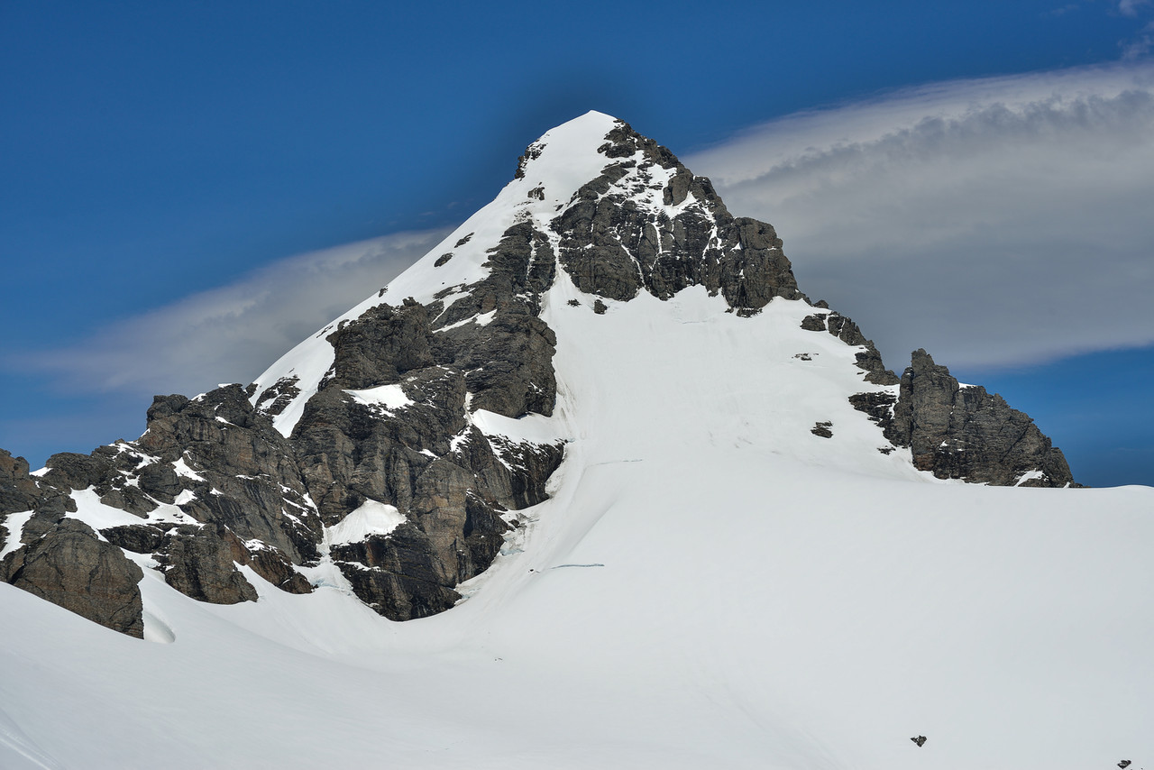 Mount Ian from the north