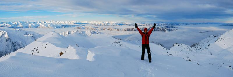 Mount Alta summit
