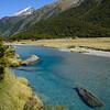 Siberia Stream and Mount Aeolus