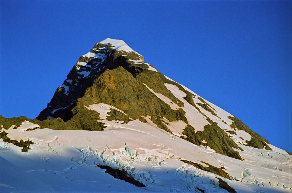 Mt Aspiring NW ridge