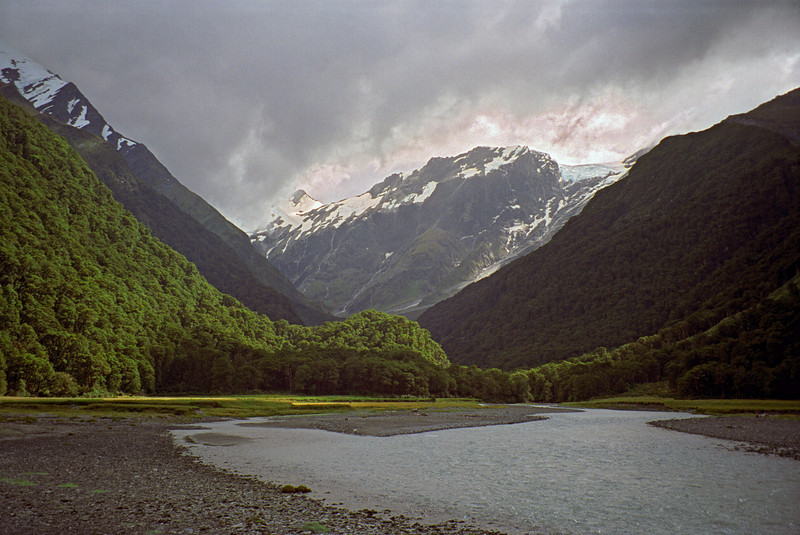 Pearl Flat, West Matukituki Valley
