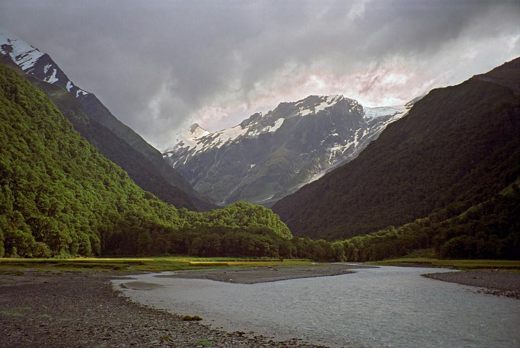 Pearl Flat, West Matukituki Valley
