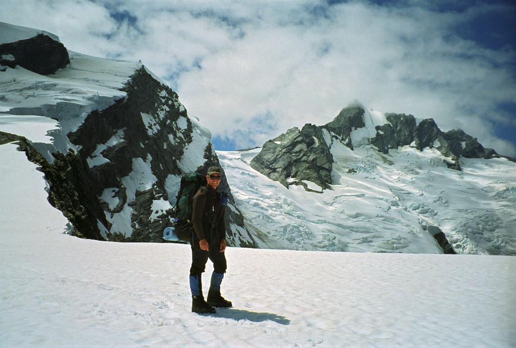 Descending French Ridge