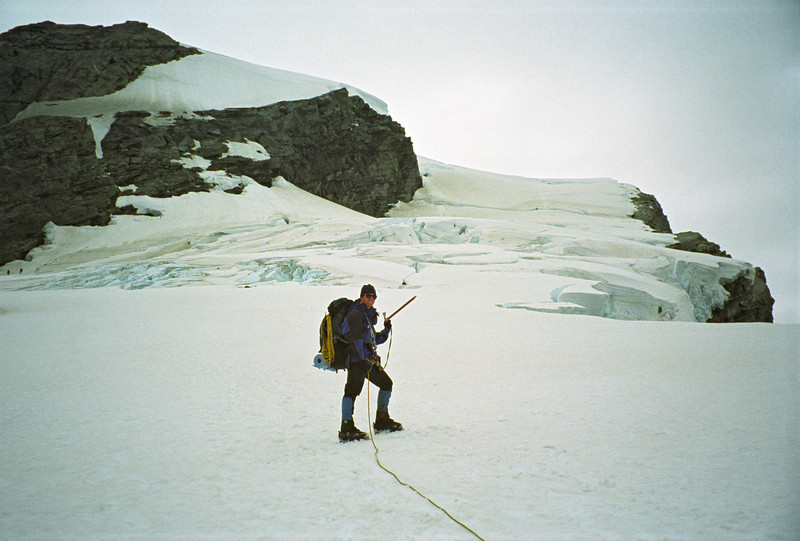 Descending French Ridge