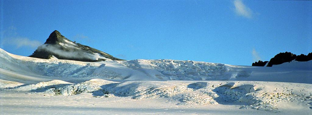 Bonar Glacier and Mt Avalanche