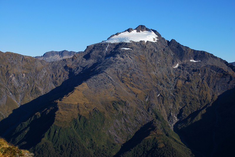 Souter Peak from the Browning Range