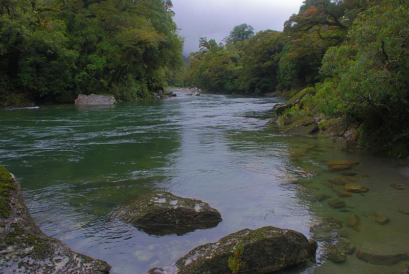 Okuru River