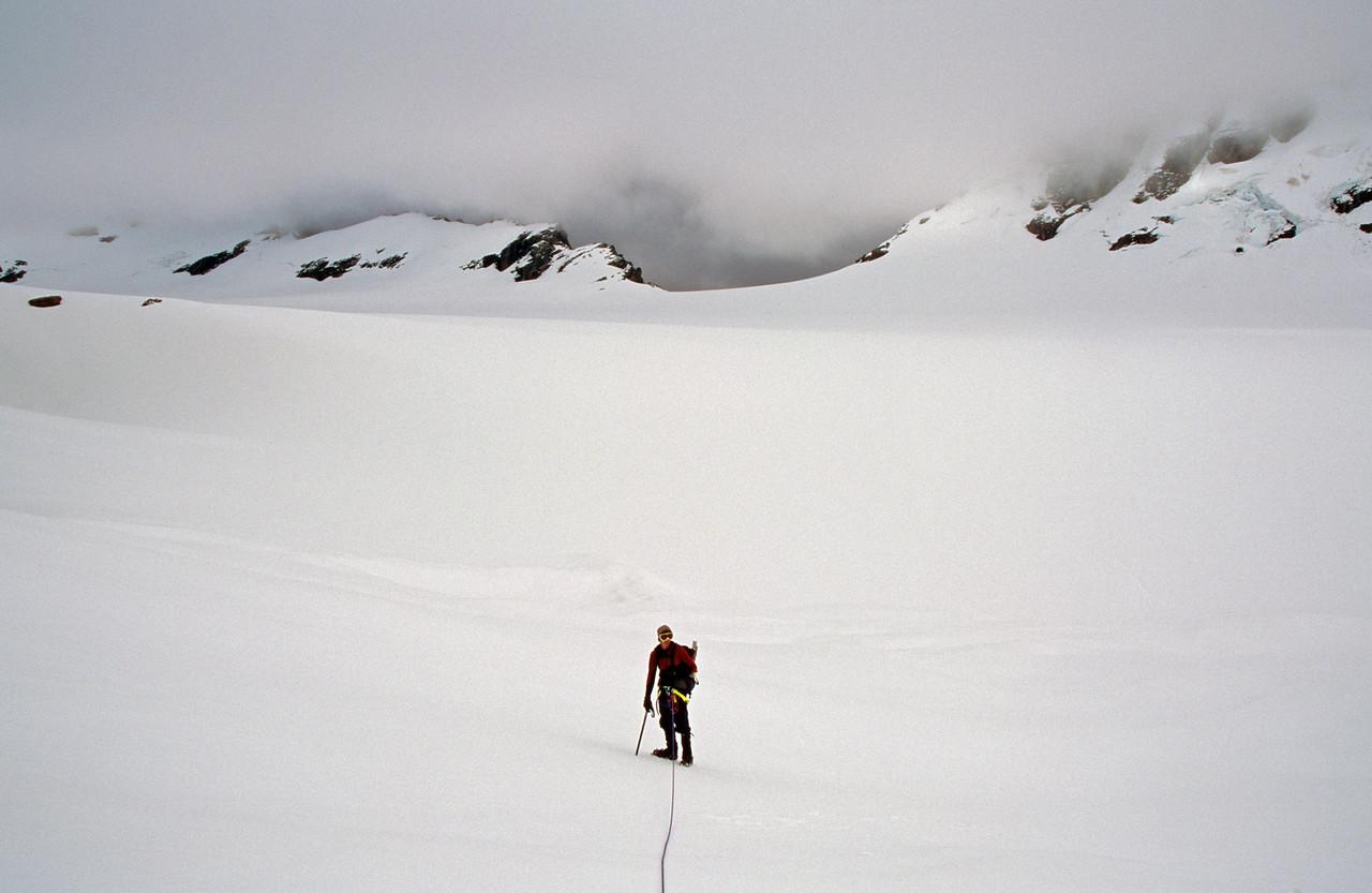 Olivine Ice Plateau