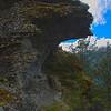 Kea Basin, lower rock biv