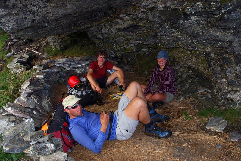 Kea Basin rock biv