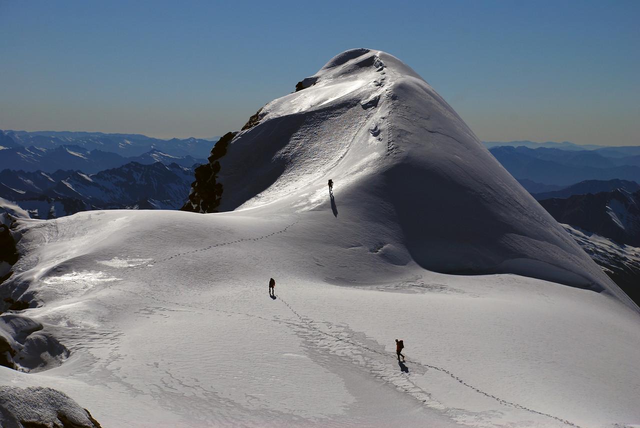 Rob Roy Peak summit