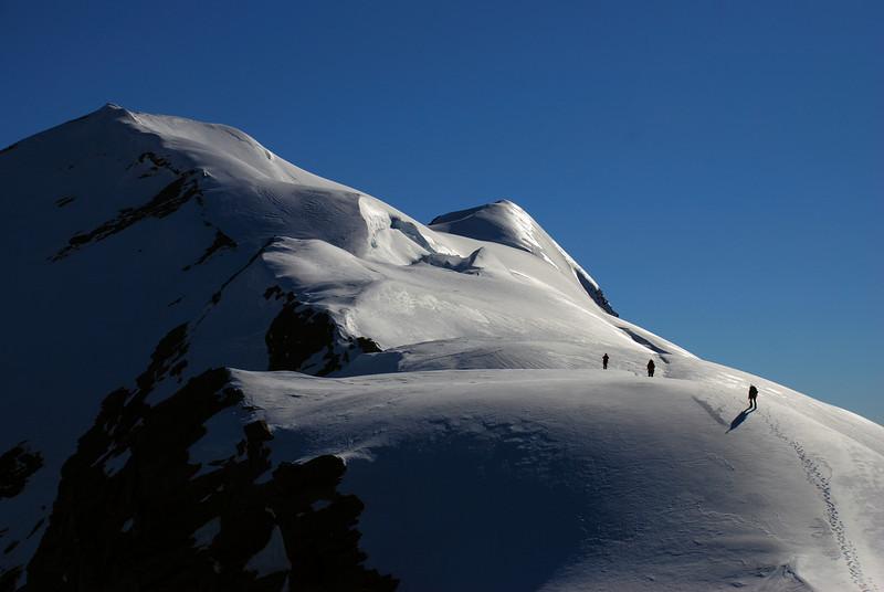 Rob Roy Peak summit ridge