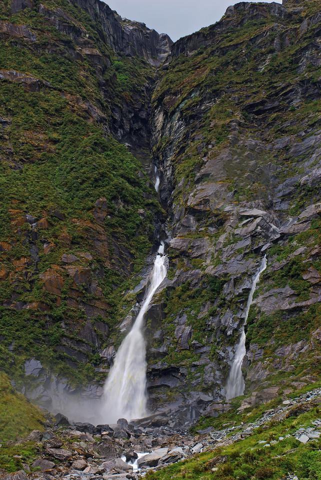 Turnbull Thomson Falls, Kitchener River (HDR Photograph)