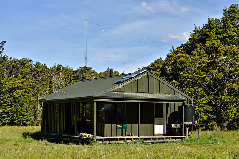 Upper Caples Hut