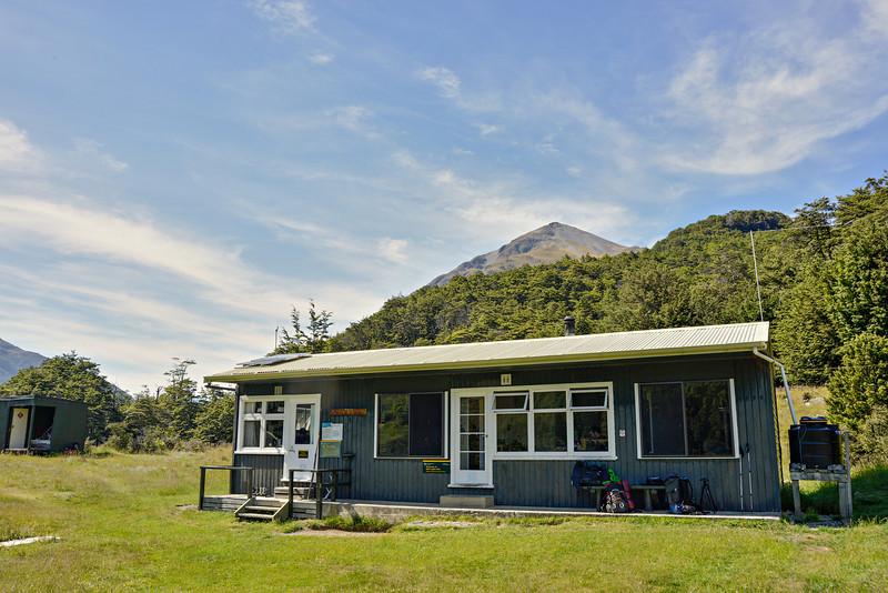 Mid Caples Hut