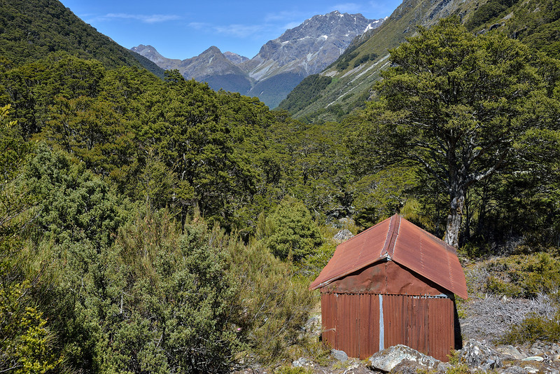Kay Creek Hut
