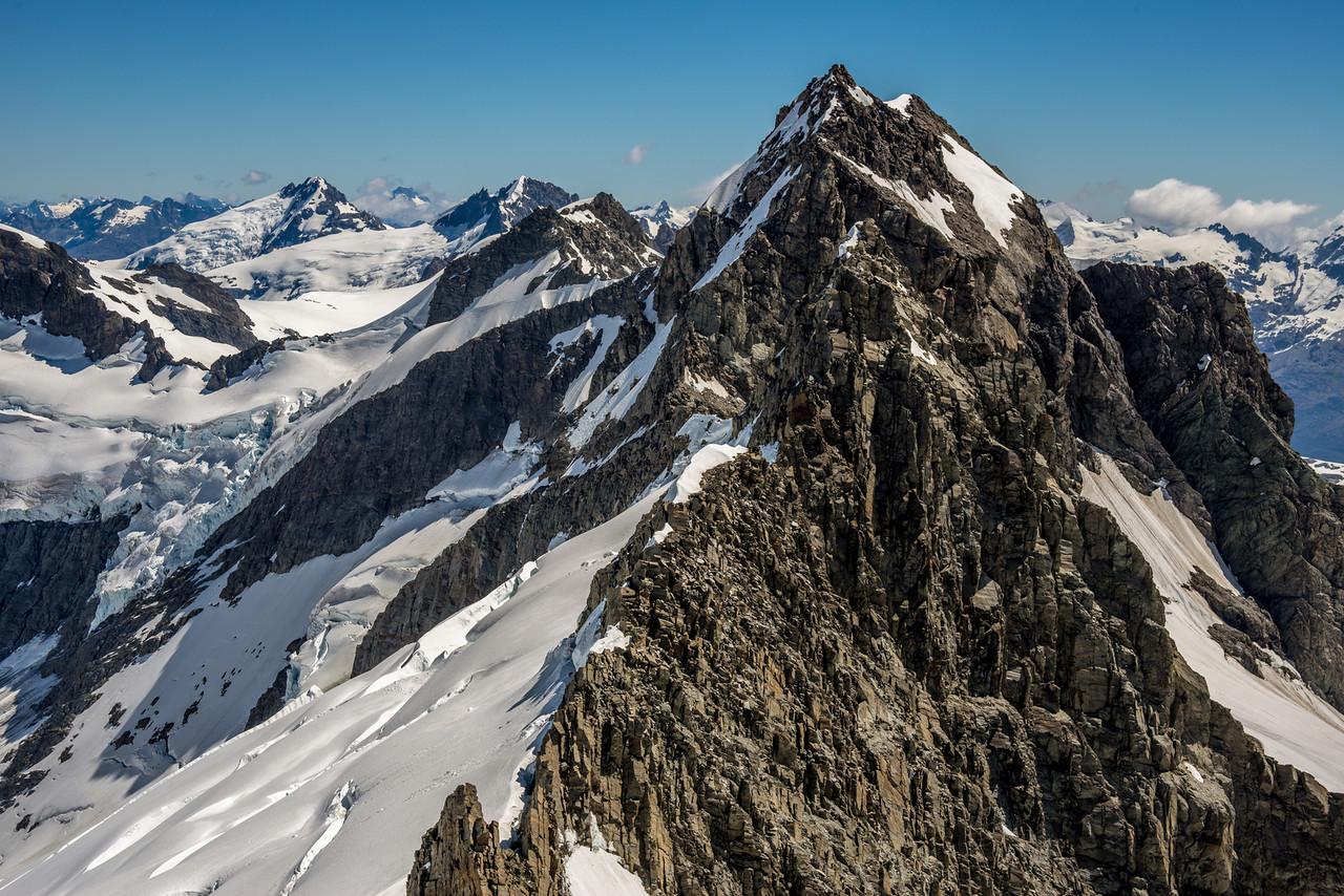 Mt Ian, Mt Lydia, Mt Maori