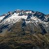 Rob Roy Peak and Glengyle Peak